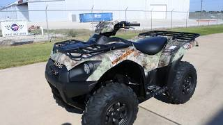 1. SALE $8,599:  2018 Kawasaki Brute Force 750 Camo Overview and Review