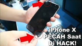 iPhone X GW PECAH SAAT MAU GW HACK! JANGAN BELI iPhone X!