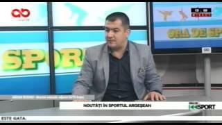 Ora de sport-Adrian Bughiu, director adjunct executiv DJTS Arges
