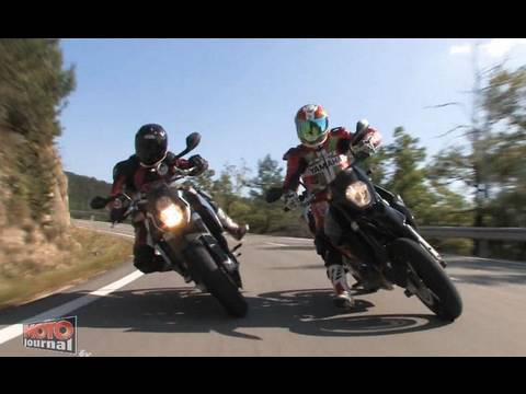 Roadster ou supermotard? ( moto journal )