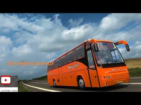 Volvo B12 BTX Retarder Sound v1