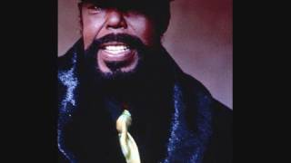 Barry White - Let The Music Play - YouTube
