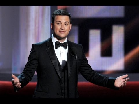 2012 Emmy Award Highlights: Jimmy Kimmel, Tracy Morgan Passes Out, Lena Dunham Naked