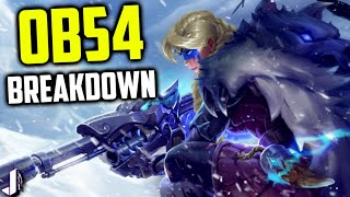 Paladins OB54 brought Lian the new champion, but under the noble surface dwells an attempted fix to the essence and economy troubles, many reworks of legendary cards, champion nerfs & Buffs, a new map and some festive skins in July. I break everything down here, give my opinion on balancing and weigh in on everything shiny and new.  Giving away Steam Demon Androxus, Realm Pack & Summer Chest - https://gleam.io/59532/1x-realm-pack-1x-androxus-steam-only-body-1-x-summer-chestDrYoshiyahu Paladins Reddit maths thread: https://www.reddit.com/r/Paladins/comments/6lpzs6/math_how_do_the_proposed_ob54_changes_actually/Follow me - https://twitter.com/JoshinoYTSupport Me - https://www.patreon.com/Joshino