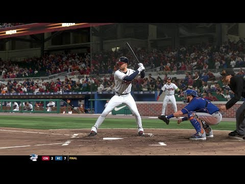 MLB The Show 18 Franchise Mode: New York Mets @ Atlanta Braves