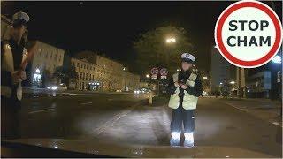 Kierowca vs policjanci drogówki. Próbowali wmówić wykroczenie