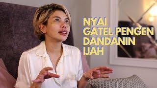 Video Nyai Gatel Pengen Dandanin Ijah! | Nyai Story #2 MP3, 3GP, MP4, WEBM, AVI, FLV Agustus 2019