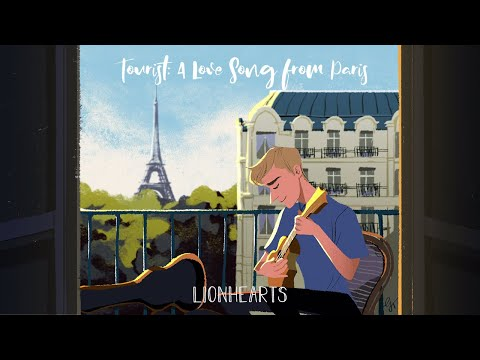 【Emery】「Tourist: A Love Song from Paris」【Jon Cozart Cover (Ukulele + Vocals】