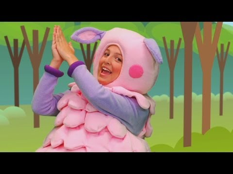 Clap Your Hands (HD) - Mother Goose Club Nursery Rhymes
