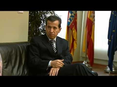 Entrevista a Rafael Miró con motivo del Día de la Persona Emprendedora de la Comunitat Valenciana 2012