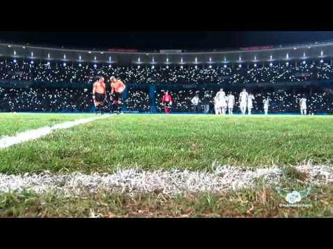 Recibimiento de la hinchada de Belgrano vs Boca - Los Piratas Celestes de Alberdi - Belgrano