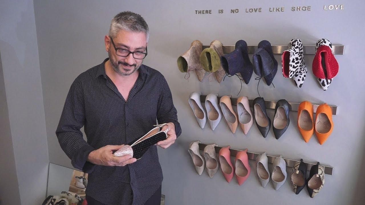 Νικόλαος Γερμανός: Ο γλύπτης-σχεδιαστής παπουτσιών της Καλλιδρομίου