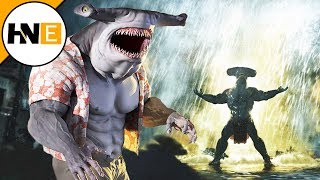 Suicide Squad King Shark Deleted Scenes REVEALED