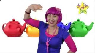 Nursery Rhymes With Actions - Do Your Ears Hang Low&I'm A Little Teapot - Debbie Doo