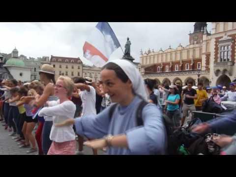 Sunrise przy tym wymięka! Wyluzowana zakonnica pokazuje jak się powinno tańczyć – Kraków!