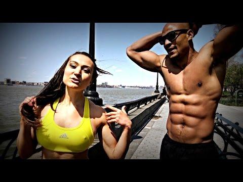 【4分間で脂肪を燃やす】タバタ式サーキットトレーニングで体づくり!