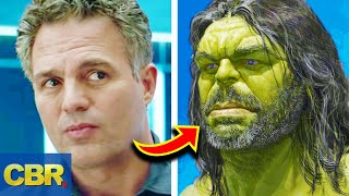 The Original Hulk May Never Come Out In Marvel Avengers Endgame
