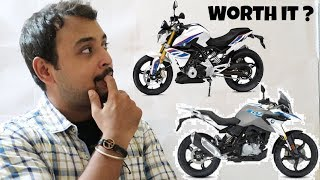 8. BMW G310GS & G310R Launched | Worth the Price ? | Should You Buy ? | Comparison | My Opinions