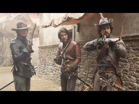 The Musketeers 1.05 Preview