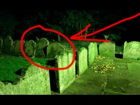 Ghost – Real Ghost Girl attack caught on video