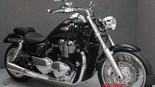 9. 2014  TRIUMPH  THUNDERBIRD W/ABS - National Powersports Distributors