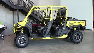 8. 2019 Can-Am Defender HD10 Max XMR