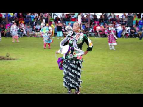 Bad Nation - Women's Jingle Mandaree Powwow 2016