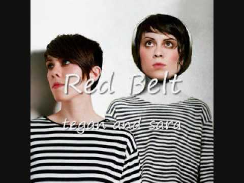 Tekst piosenki Tegan and Sara - Red Belt po polsku