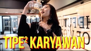 Video TIPE² KARYAWAN MP3, 3GP, MP4, WEBM, AVI, FLV Oktober 2017