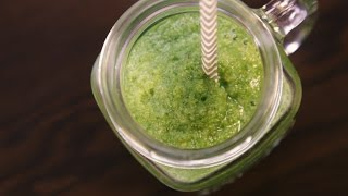 How to Make Green Smoothie