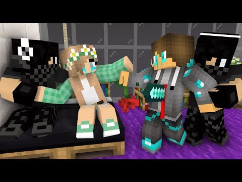 Diamond man life 25 - Minecraft animations