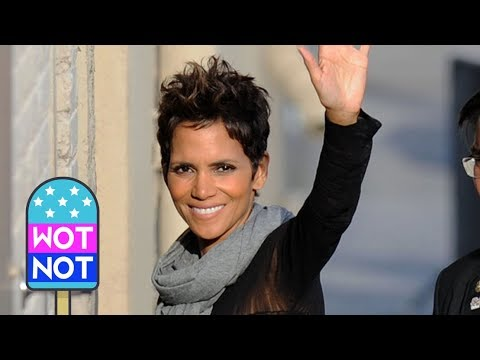 Halle Berry 'Why Would I Sign a Baseball'?