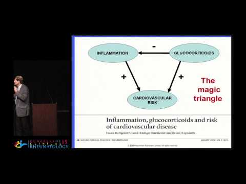 Frank Buttgereit, M.D. - Glucocorticoids in Rheumatology: Adverse effects and new developments