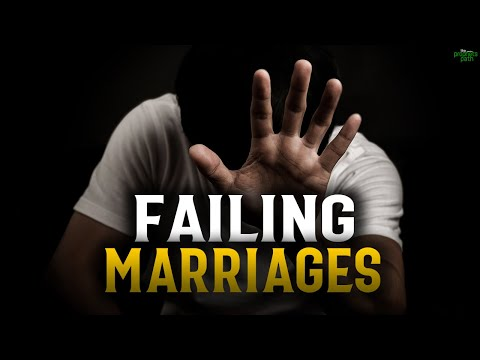 The #1 Reason Most Marriages Fail