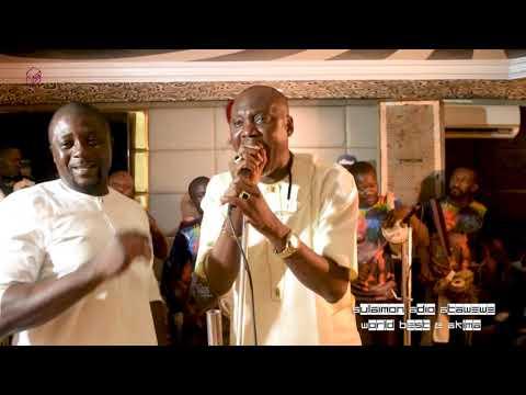 Sulaimon Adio Atawewe - WorldBest @ Akima