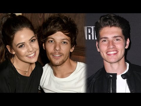 Louis Tomlinson & Danielle Campbell BREAK UP? Danielle Spotted With Gregg Sulkin?