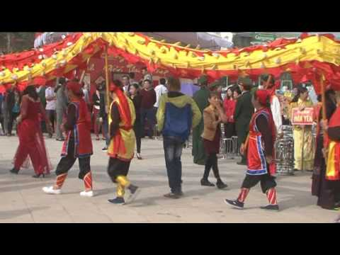 Công an Bắc Giang đảm bảo an ninh trật tự mùa lễ hội 2017