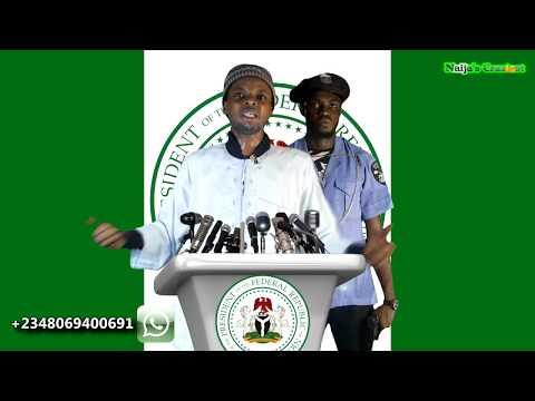 """Hunter"" Hon Kazaure Gudaji Gets Buhari Approval To Fight BH Shekau In Metele"