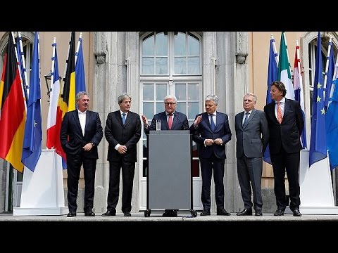 Brexit: «Γρήγορο διαζύγιο» ζητούν οι 6 χώρες που ίδρυσαν την Ευρωπαϊκή Ένωση