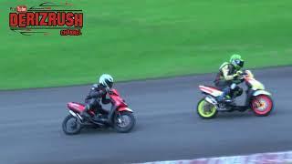 Video Aerox vs beat vs mio road race matic 250 cc open - jakarta exposure race 2018 MP3, 3GP, MP4, WEBM, AVI, FLV September 2018