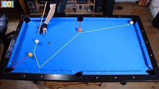 Video Trickshots for beginners #1 - 台球 - Pool Trick Shot & Artistic Billiard training lesson MP3, 3GP, MP4, WEBM, AVI, FLV Desember 2017