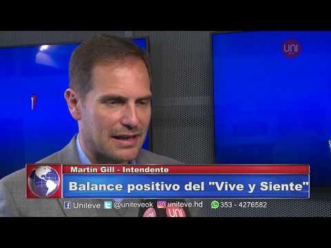 Balance positivo del Vive y Siente