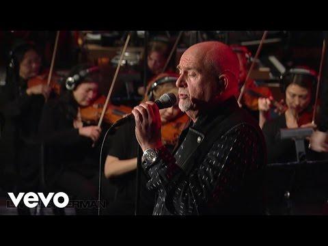Peter Gabriel - Red Rain (Live on Letterman)