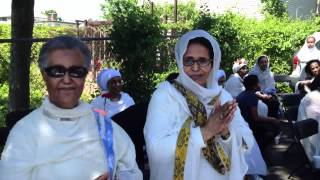 Mother's Day Celebration At St. Mary Of Zion Ethiopian Church In NY