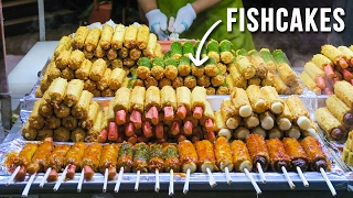Video Korean Street Food in Myeongdong during Summer & Fall MP3, 3GP, MP4, WEBM, AVI, FLV Februari 2019