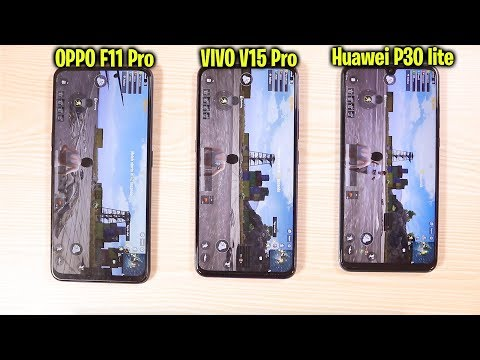 OPPO F11 Pro Vs Vivo V15 Pro Vs Huawei P30 lite Ultimate Comparison