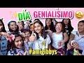 #DÍAGENIALÍSIMO | ¡JUGAMOS YO NUNCA NUNCA! - Gibby :)