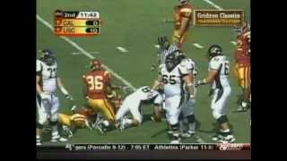Aaron Rodgers vs USC (2004) (2013)