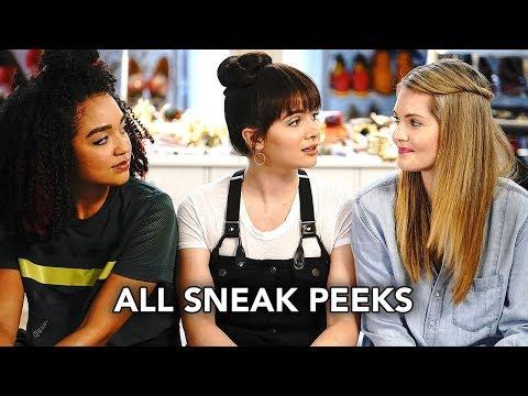 """The Bold Type 3x06 All Sneak Peeks """"TBT"""" (HD) Season 3 Episode 6 All Sneak Peeks"""