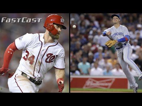 Video: MLB.com FastCast: Nats up offer to Harper - 1/4/19